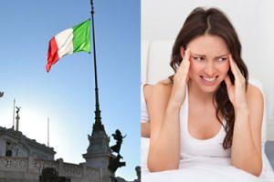 """Włosi chcą wprowadzić... URLOP MENSTRUACYJNY! """"Ma trwać trzy dni i być w pełni płatny"""""""