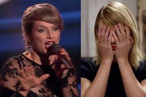 """Internauci oburzeni wygraną Dereszowskiej w 4. odcinku """"TTBZ"""": """"To była KARYKATURA Taylor Swift! Szczyt żenady!"""""""