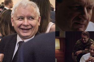 """Mamy zwiastun nowego """"Ucha Prezesa"""": """"To mały i mściwy człowieczek"""". Kaczyńskiemu się spodoba?"""