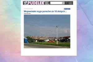 MIJA 10 LAT odkąd Wojewódzki oszczędził na myjni!