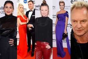 Sting, Jessie Ware, Boczarska i Jacek Rozenek z Roxi Gąską na imprezie Empiku (DUŻO ZDJĘĆ)