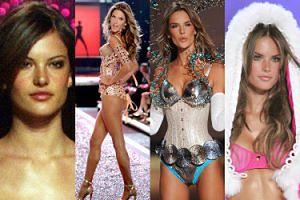 """Alessandra Ambrosio żegna się z Victoria's Secret! Zobaczcie, jak wyglądała jej kariera """"aniołka"""" (ZDJĘCIA)"""