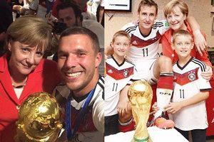 Niemcy świętują zdobycie tytułu Mistrzów Świata! (ZDJĘCIA)