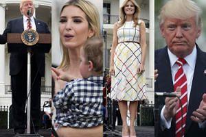 Sielanka Trumpów na Pikniku Kongresowym w Białym Domu (ZDJĘCIA)