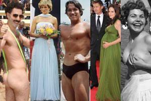 Najbardziej niezapomniane momenty w historii Cannes: Diana z Karolem, Kim i Kanye, Angelina z Bradem... (ZDJĘCIA)