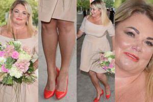 Odchudzona Niezgoda chwali się opalonymi nogami na imprezie (ZDJĘCIA)