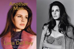 "Lana Del Rey pozuje dla ""AnOther Man"" (GALERIA)"