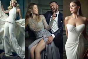 Lady Gaga, Justin Timberlake, Sofia Vergara i inni w sesji po Oscarach! (ZDJĘCIA)