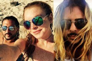 Tak wygląda NOWY CHŁOPAK Lindsay Lohan?