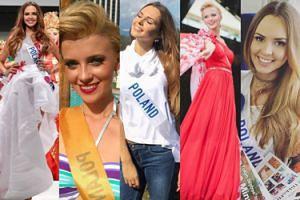 Tak Polki walczą o korony miss. Która ładniejsza? (ZDJĘCIA)