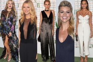 Gwyneth Paltrow, Kate Hudson i Nicole Richie na imprezie w Hollywood! (ZDJĘCIA)