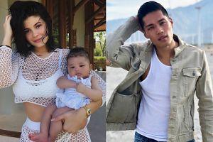 Córka Kylie Jenner jest ŁUDZĄCO PODOBNA do jej ochroniarza... Kim jest tajemniczy Tim? (ZDJĘCIA)