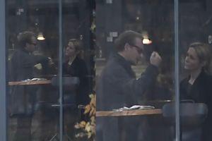 Borcuch i Ohme razem w kawiarni!