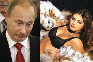 Kochanka Putina została... szefową rosyjskiej telewizji!