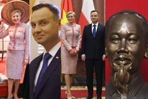 Andrzej Duda udziela Wietnamczykom 250 milionów euro pożyczki... (ZDJĘCIA)