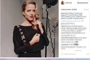 Elegancka Jessica Mercedes promuje L'Oreala. Sexy? (ZDJĘCIA)