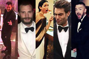 Oscary 2017: Tak gwiazdy bawiły się za kulisami (ZDJĘCIA)