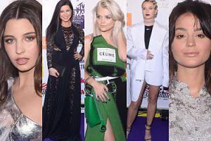 Przejęte celebrytki na imprezie MTV: Wieniawa, Węgrowska, Margaret, Nykiel, Skarbek... (ZDJĘCIA)