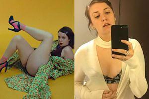 """Lena Dunham wyznaje: """"Mam okres przez trzynaście dni"""""""
