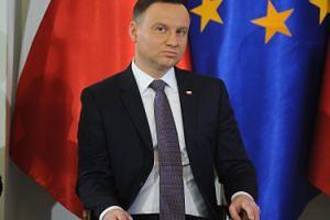 """Sprawą napisu """"Andrzej Dupa"""" zajmie się prokuratura!"""