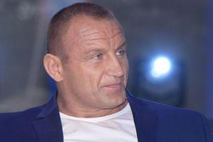"""Pudzian wyleciał z Polsatu. """"Nie budził większych emocji"""""""