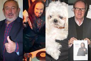 Stan Borys świętuje premierę singla z pieskiem i kolegami (ZDJĘCIA)