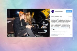 Kristen Stewart całuje byłą dziewczynę Miley Cyrus (FOTO)