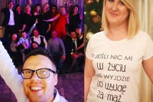 """Ania ze """"Ślubu od pierwszego wejrzenia"""" bawi się z innymi uczestnikami: """"Jeśli nic mi w życiu nie wyjdzie, to wyjdę za mąż"""""""