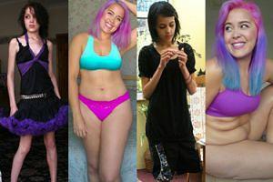 Anorektyczka pokonała chorobę i została... MODELKĄ XXL! (ZDJĘCIA)