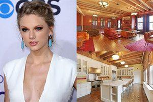 Taylor Swift kupiła apartament ZA 20 MILIONÓW!