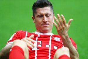 """Lewandowski chwali się: """"Od początku roku chciałem wyhamować, a nie zarzynać się w każdym meczu"""""""