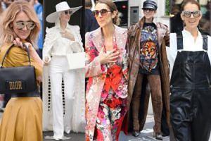 """WSZYSTKIE stylizacje Celine Dion z Paryża: """"ikona stylu"""" czy """"ofiara mody""""? (DUŻO ZDJĘĆ)"""