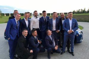 """Lewandowski, Maserak i... Mroczkowie na weselu u """"Natalii i Matiego"""""""