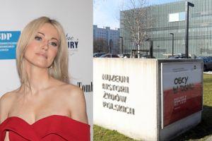"""Ogórek IDZIE DO SĄDU z dyrektorem Muzeum Polin. """"Złożyłam akt oskarżenia"""""""