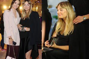 Małgorzata Socha w zaawansowanej ciąży i wakacyjna Paulina Krupińska na L'Oreal Hair Fashion Night (ZDJĘCIA)