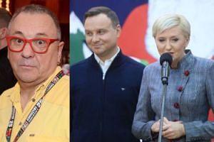 """Para prezydencka przekazała na WOŚP elementy garderoby! """"W tej chwili licytacja zatrzymała się na 1000 złotych"""""""