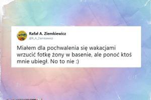 Rafał Ziemkiewicz śmieje się z Tarczyńskiego