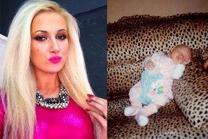 """Eliza z """"Warsaw Shore"""" pokazała dziecko... (FOTO)"""