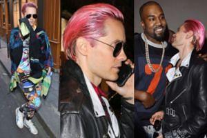 Jared Leto ma różowe włosy! (FOTO)