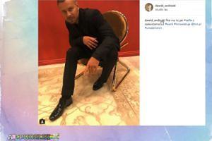 """Dawid Woliński na """"selfie z zaskoczenia"""""""
