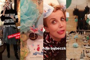 Tak wyglądało baby shower Kasi Zielińskiej! Aktorka zdradziła płeć dziecka! (ZDJĘCIA)