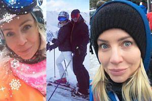 """""""Naturalna"""" Szulim chwali się wyjazdem na narty: """"Dlaczego ja się nie urodziłam w górach?"""""""