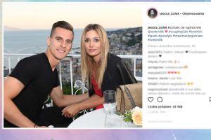 Jessica wyznaje miłość Arkowi na Instagramie