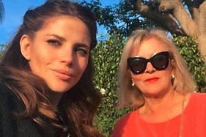 """Weronika Rosati dementuje plotki: """"Najlepsza babcia na świecie!"""" (FOTO)"""