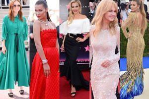 Najlepsze stylizacje maja: Doda, Torbicka, Lively, Hadid, Moore... (DUŻO ZDJĘĆ)