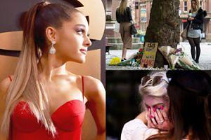 Ariana Grande chce ZAPŁACIĆ ZA POGRZEBY ofiar zamachu z Manchesteru!