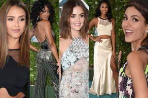 Teen Choice Awards 2016: Iman, Alba, Justice, Hale... (ZDJĘCIA)