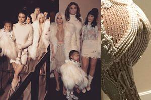Kardashianki chwalą się futrami na Instagramie (ZDJĘCIA)
