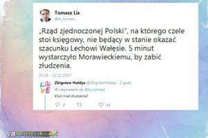 """Lis: """"5 minut wystarczyło Morawieckiemu, by zabić złudzenia"""""""