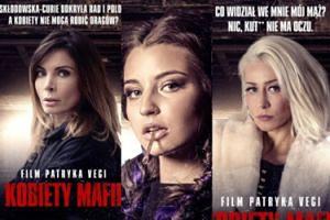 """Tak wyglądają plakaty do """"Kobiet Mafii""""... """"Fajnie, że Vega daje wymyślać hasła na plakaty GIMBUSIARZOM""""!"""